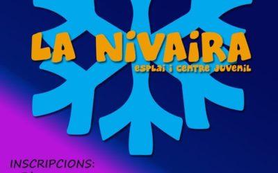 La Nivaira obre les seves inscripcions!