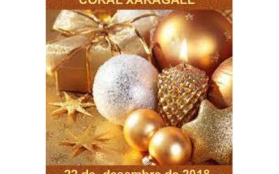 CONCERT DE NADAL CORAL XARAGALL