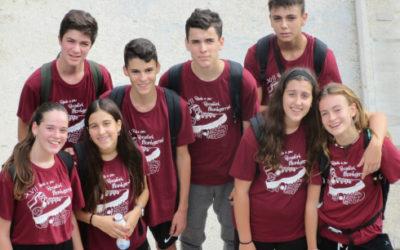 XVIII pujada a Montserrat