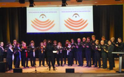 Per Sant Antoni, concert de la Coral Xaragall